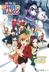 SHIROBAKO The Movie Movie Poster