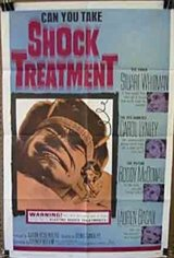 Shock Treatment Movie Poster