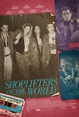 Shoplifters of the World Movie Poster