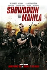Showdown in Manila Large Poster