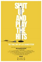 Shut Up and Play the Hits Movie Poster