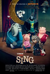 Sing Movie Poster