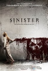 Sinister Large Poster