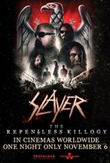 Slayer: The Repentless Killogy Movie Poster
