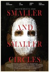 Smaller and Smaller Circles Large Poster