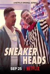 Sneakerheads (Netflix) Movie Poster