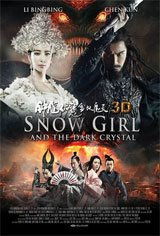 Snow Girl and the Dark Crystal Movie Poster