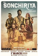 Sonchiriya (Hindi) Movie Poster