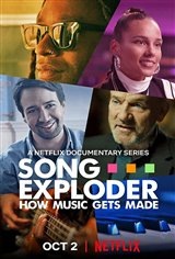 Song Exploder (Netflix) Movie Poster