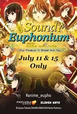 Sound! Euphonium: Oath's Finale Movie Poster