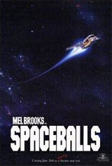 Spaceballs Movie Poster