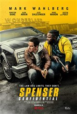 Spenser Confidential (Netflix) Movie Poster