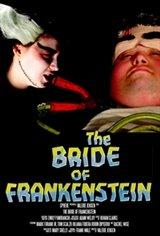 Sphere's Bride of Frankenstein Movie Poster