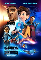 Spies in Disguise Movie Poster Movie Poster
