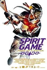 Spirit Game: Pride of a Nation Movie Poster