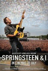 Springsteen & I Movie Poster