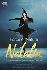 Stage Russia: Force of Nature Natalia Movie Poster