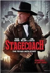 Stagecoach: The Texas Jack Story Movie Poster