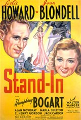 Stand-In Movie Poster