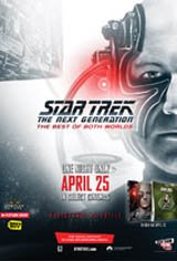 Star Trek: The Next Generation - The Best of Both Worlds Movie Poster