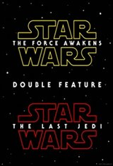 Star Wars Double Feature Movie Poster