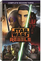 Star Wars Rebels: Season Three Movie Poster Movie Poster
