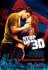 Step Up 3 Movie Poster
