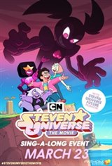 Steven Universe The Movie Sing-A-Long Event Large Poster