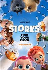 Storks Movie Poster Movie Poster