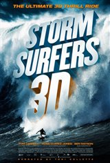 Storm Surfers 3D Large Poster