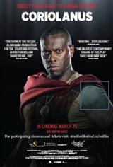 Stratford Festival: Coriolanus Movie Poster