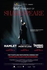 Stratford Festival: The Taming of the Shrew Large Poster