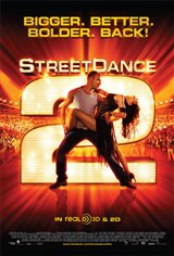 StreetDance 2 Movie Poster