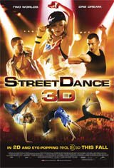StreetDance Movie Poster