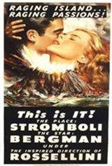Stromboli Movie Poster