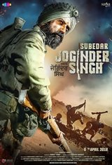 Subedar Joginder Singh Large Poster