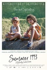 Summer 1993 (Verano 1993) Movie Poster