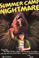 Summer Camp Nightmare Movie Poster