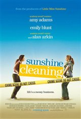 Sunshine Cleaning (v.o.a.) Movie Poster