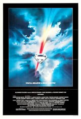 Superman Large Poster