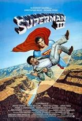 Superman III Movie Poster