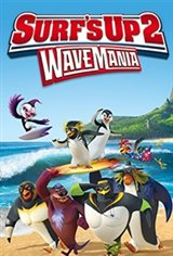 Surf's Up 2: WaveMania Movie Poster