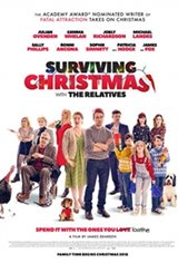 Surviving Christmas with the Relatives Movie Poster