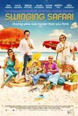 Swinging Safari Large Poster