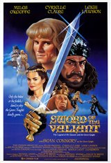 Sword of the Valiant (1984) Movie Poster