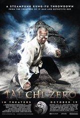 Tai Chi Zero Large Poster