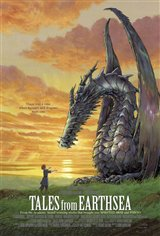 Tales from Earthsea (Subtitled) Large Poster