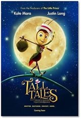 Tall Tales from the Magical Garden of Antoon Krings (Drôles de petites bêtes) Movie Poster