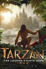 Tarzan (2014) Movie Poster