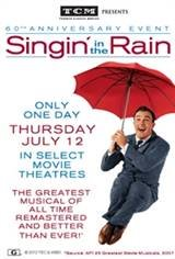 TCM Presents Singin' in the Rain 60th Anniversary Event Movie Poster